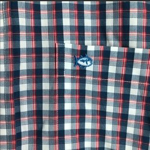 Southern Tide Classic Fit Long Sleeve Plaid